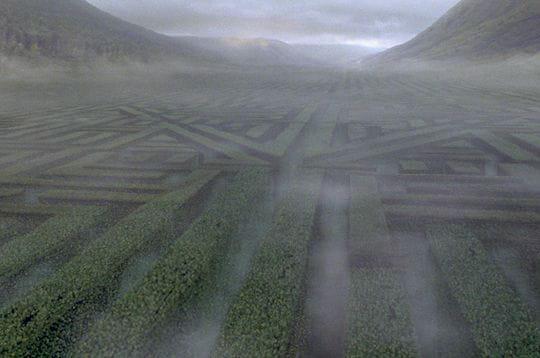 Le labyrinthe la saga harry potter en images linternaute - Harry potter et la coupe de feu bande annonce ...