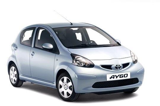 toyota aygo 1 0 vvt i les 10 voitures essence les plus. Black Bedroom Furniture Sets. Home Design Ideas