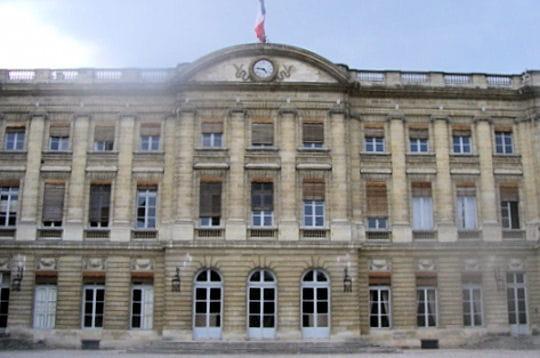Le palais rohan bordeaux h tels de ville et mairies de for Hotel original bordeaux