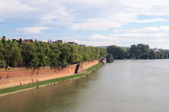 Le quai de Tounis  Toulouse  Linternaute