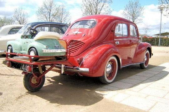 chacun la sienne   les voitures insolites par les lecteurs  novembre 2007