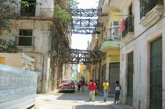 Architecture cubaine