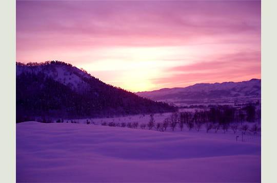 Au coucher du soleil aux couleurs de l 39 arc en ciel linternaute - Coucher du soleil montpellier ...