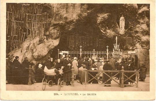 la grotte de massabielle