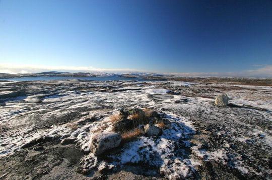 Photos pays du monde les terres glac es du nunavik frawsy for Agence paysage nord