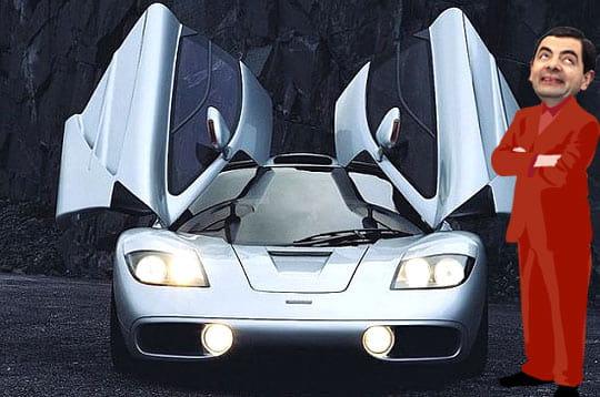 mister bean rowan atkinson dans quelle voiture roulent les stars linternaute. Black Bedroom Furniture Sets. Home Design Ideas