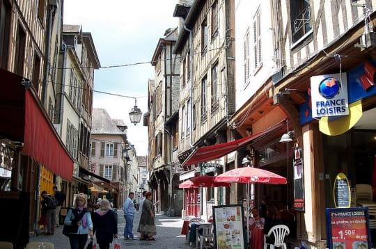 Troyes un tour de france en 100 villes linternaute for Salon gastronomie troyes