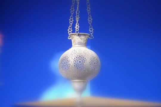 La lampe enchantée