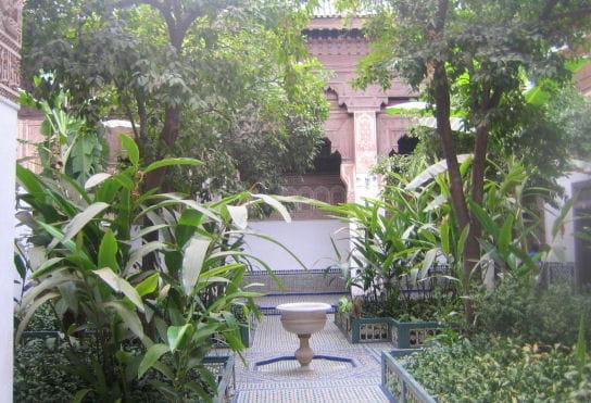 Les jardins de Bahia