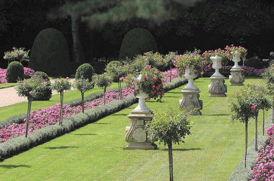 Le jardin de catherine le ch teau de chenonceau for Le jardin de catherine com