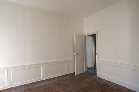 la pi ce termin e poser de la toile de verre linternaute. Black Bedroom Furniture Sets. Home Design Ideas