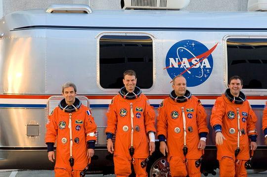 En astronautes