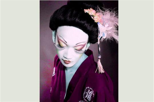 Portrait japonisant tout ce qu 39 on peut faire avec du - Tout ce qu on peut faire avec des palettes ...