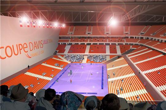 Premier Tour Coupe Davis Ville