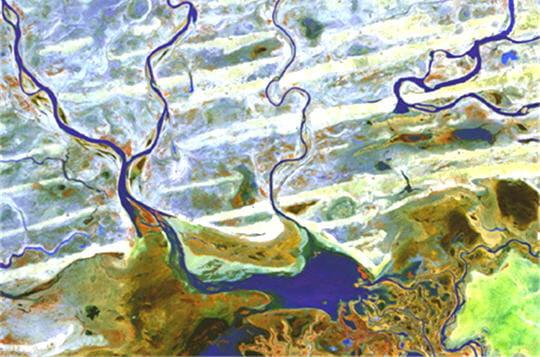 Rivière nigérienne