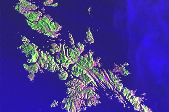 Les Shetlands