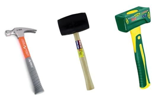 Les outils de frappe les outils du menuisier linternaute - Outil de menuisier ...