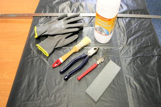 Couper du verre linternaute - Comment couper du verre feuillete ...