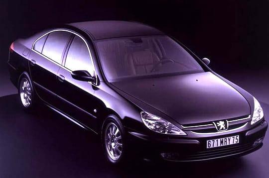 peugeot 607 v6 hdi les voitures les plus rappel es en france en 2007 linternaute. Black Bedroom Furniture Sets. Home Design Ideas