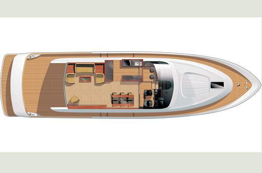Configuration int rieure une croisi re entre amis bord for Interieur yacht