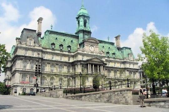 le palais de justice - montr u00e9al