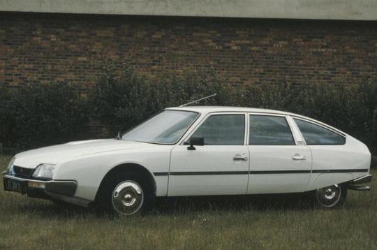 ... de la 2000 - Tout sur la Citroën CX - L'Internaute Automobile