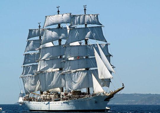le libertad  grands voiliers qui font lhistoire de la mer linternaute
