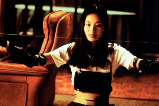 asami yamazaki : la belle et douce asami d'audition (2002)... n'est en fait pas