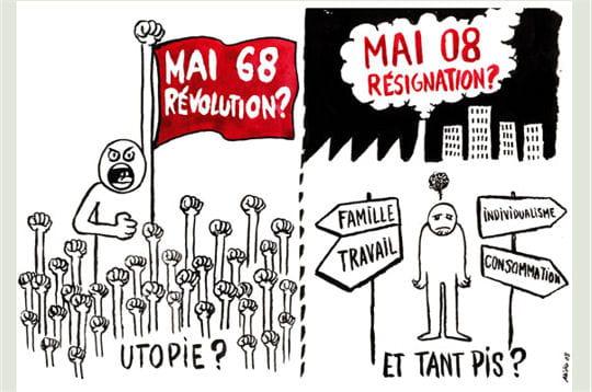 http://www.linternaute.com/humour/decouverte/photo/les-affiches-de-mai-2008/image/40-ans-plus-tard-affiches-mai-2008-302471.jpg