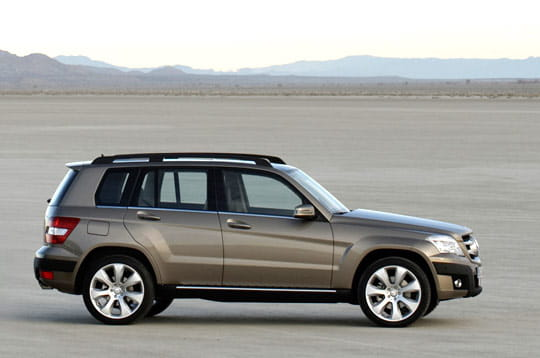 photos mercedes glk