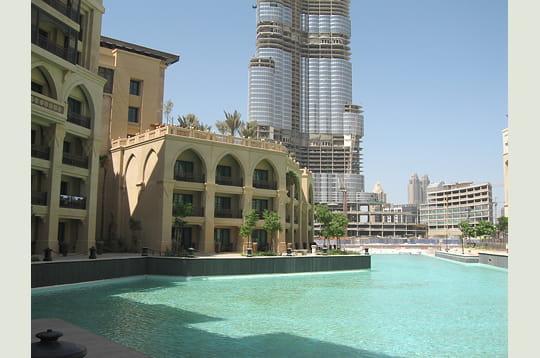 Des Zones De Loisirs Burj Duba 239 La Tour La Plus Haute