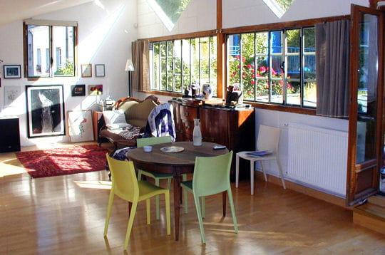 un atelier d 39 artiste. Black Bedroom Furniture Sets. Home Design Ideas