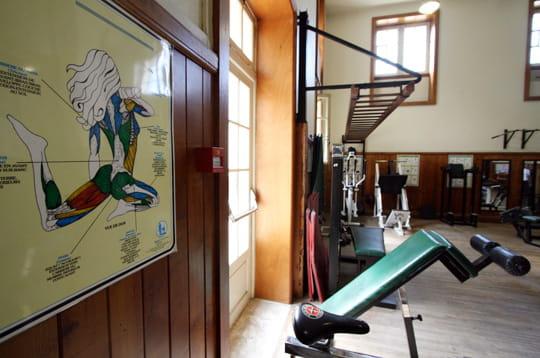 salle de sport la cit internationale universitaire de paris linternaute. Black Bedroom Furniture Sets. Home Design Ideas