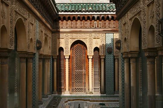 Maison du maroc les 36 pays de la cit internationale universitaire de pari - Maison du maroc a paris ...