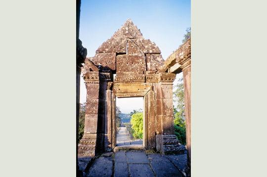 Le temple de Preah Vihear