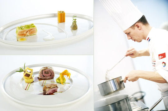 La cuisine luxembourgeoise l 39 honneur bocuse d 39 or les - Chef de cuisine luxembourg ...