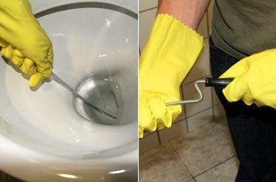 Des astuces pour tous les jours comment d boucher ses toilettes - Comment enlever le tartre dans les wc ...