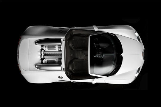 Vue A 233 Rienne De La Bugatti Grand Sport Bugatti Veyron 16