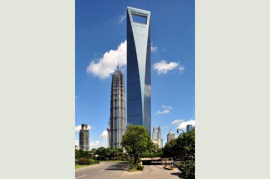 Forum des etudiants en architecture de la ville de blida for Tour les plus hautes