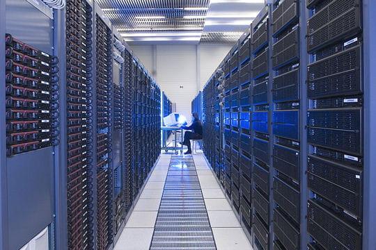 Millions de données