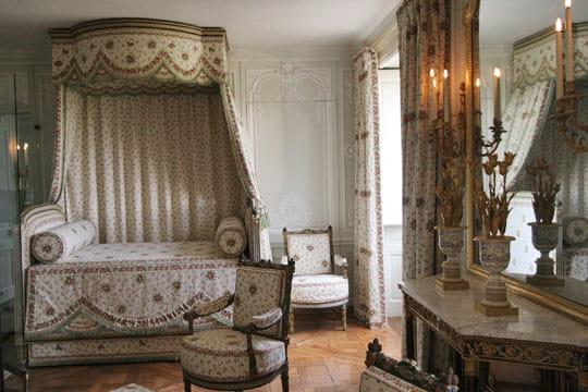 La chambre de la reine r ouverture du petit trianon et for Chambre de la reine