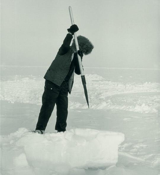 Briser la glace