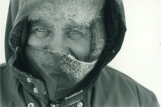 Aventurier du froid