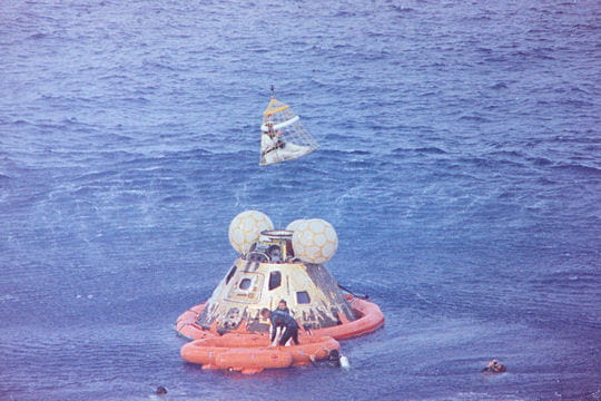 Le drame Apollo 13