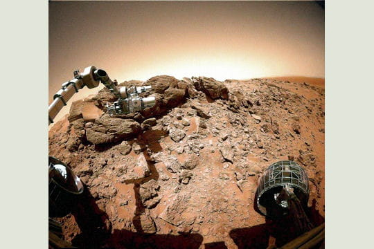 Mars, nouvel eldorado