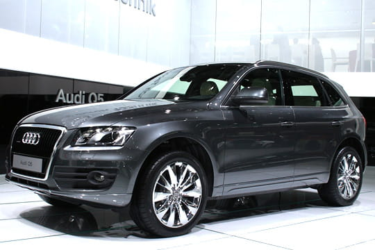 Audi Q5. Audi Q5