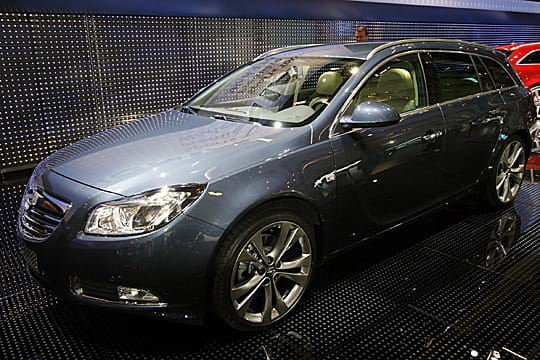 nouvelle opel insignia tourer mondial de l 39 auto 2008 les nouveaut s trang res linternaute. Black Bedroom Furniture Sets. Home Design Ideas