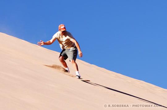 Cohésion du sable