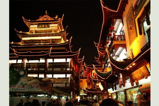 Shanghai chine mars 2006