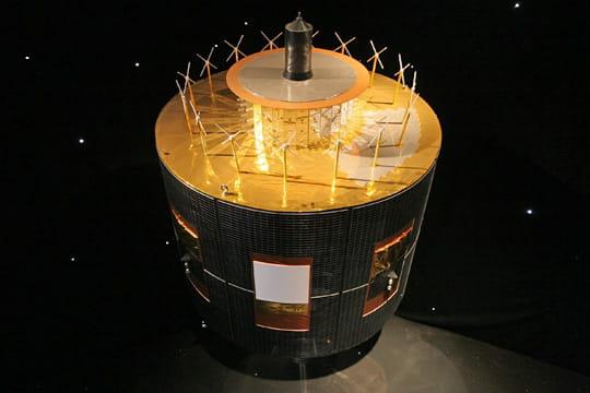 Satellite d'observation MSG